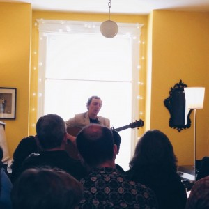 HouseShow hosted by Maisonneuve Music, photo by Pull the Plug podcast.